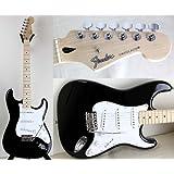 Fender Japan フェンダージャパン エレキギター ST-STD BLK/メイプル