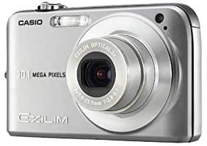 CASIO デジタルカメラ EXILIM (エクシリム) ZOOM EX-Z1050SR シルバー