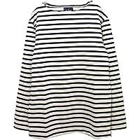 (ルミノア) Le minor ボーダー バスクシャツ border basque shirt Le001