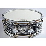 "dw / Collector's Maple Standard 14x5"" CL1405SD/FP-BKOY/C Black Oyster"