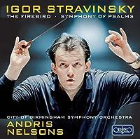 Igor Stravinsky: The Firebird / Symphony of Psalms (2010-05-25)