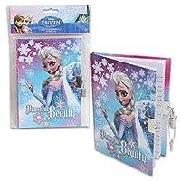 [ディズニー]Disney Frozen Diary W/lock na [並行輸入品]