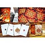 IGNITE Fire Themed Playing Cards Deck by Ellusionist by Ellusionist [Toy] [並行輸入品]