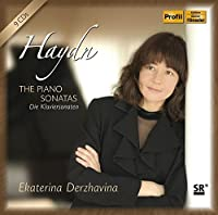 Haydn: The Piano Sonatas by Ekaterina Derzhavina (2013-04-15)