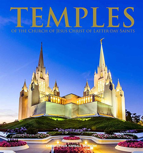 Temples of the Church of Jesus Christ of Latter-Day Saints (English Edition)