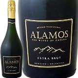 カテナ・アラモス・エキストラ・ブリュット パーカー5つ星生産者が作り出す極上スパーク アルゼンチン 白スパークリングワイン 750ml 辛口
