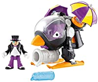 Imaginet DC Super Friends - The Penguin Copter ペンギン ヘリコプター