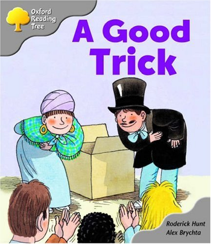 Oxford Reading Tree: Stage 1: First Words: a Good Trickの詳細を見る