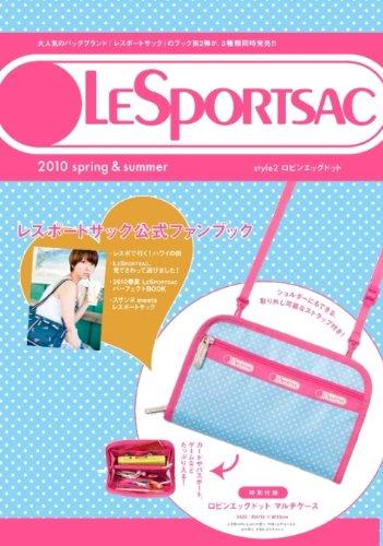 LESPORTSAC 2010 spring&summer style2 ロビンエッグドット ([バラエティ])
