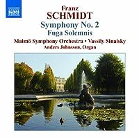 フランツ・シュミット:交響曲 第2番 他