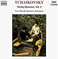 Tchaikovsky: String Quartets, Vol. 2 (2000-09-26)