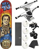 """ブラインドスケートボードMr。TJスケートボード8"""" x 31.7"""" Complete Skateboard–7項目のバンドル"""