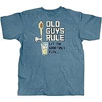 ■OLD GUYS RULE■ オールドガイズルール GOOD TIMES FLOWのんべえTシャツ プレゼント