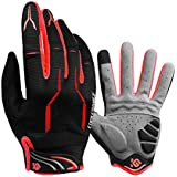 Cool Change Full Finger Bike Gloves Unisex Outdoor Touch Screen Winter Cycling Gloves Road Moutain Bike Bicycle Gloves