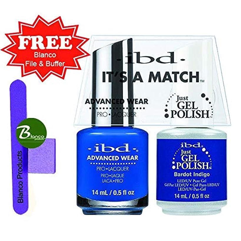 唇大砲証拠IBD Advanced Wear -