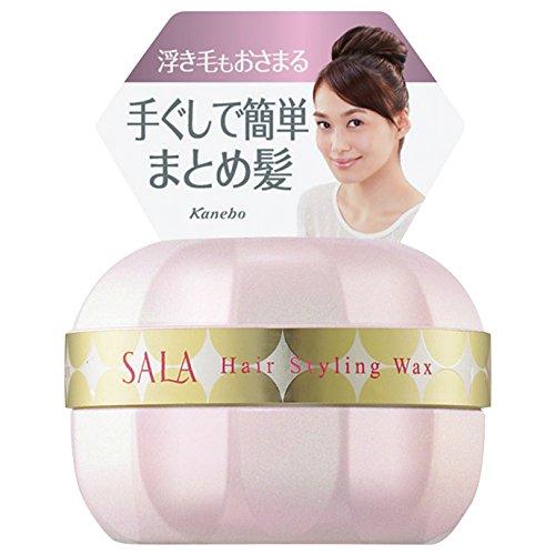 サラ SALA まとめ髪メイクワックスEX 清楚でやさしいサラの香り 90g