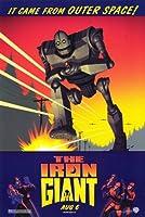 The Iron Giant 11x 17映画ポスター–スタイルA Unframed 192802