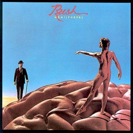 Hemispheres / Rush