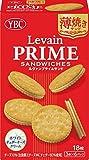 ヤマザキビスケット ルヴァンプライム薄焼サンドホワイトチェダーチーズ 18枚