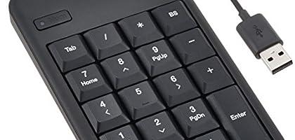 ノートパソコンに外付け!テンキーのおすすめを教えて -家電・ITランキング-