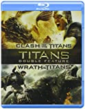 Clash of the Titans + Wrath of the Titans [Blu-ray] [Import]