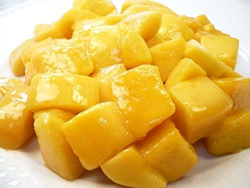 完熟 アップル マンゴー 1kg (500g×2P) 甘みの強いマハチャノック種 チャンク