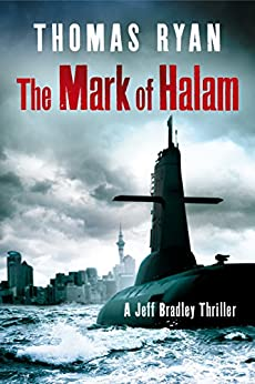 The Mark of Halam (A Jeff Bradley Thriller) by [Ryan, Thomas]