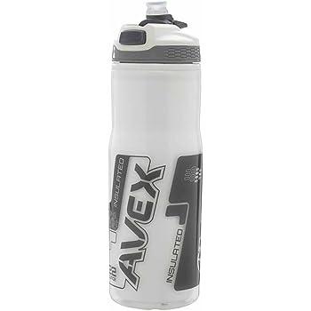 AVEX(エイベックス) AVEX(エイベックス) PECOS  DOUBLE WALL WATER BOTTLE CHARCOAL ペコス ダブルウォール ウォーターボトル チャコール PCH100B01