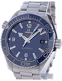 [オメガ]OMEGA 腕時計 シーマスター プラネットオーシャン600M コーアクシャル 215.30.44.21.03.001 中古[1294453] ブルー