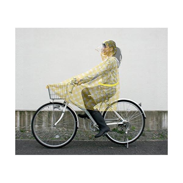 サニーフィールズ サイクルコート 全3色 レイ...の紹介画像5