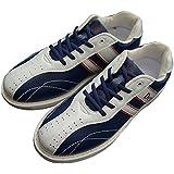 Dexter ボウリング シューズ Ds38 ネイビー・ホワイト デクスター ボウリング用品 靴 ボーリング グッズ