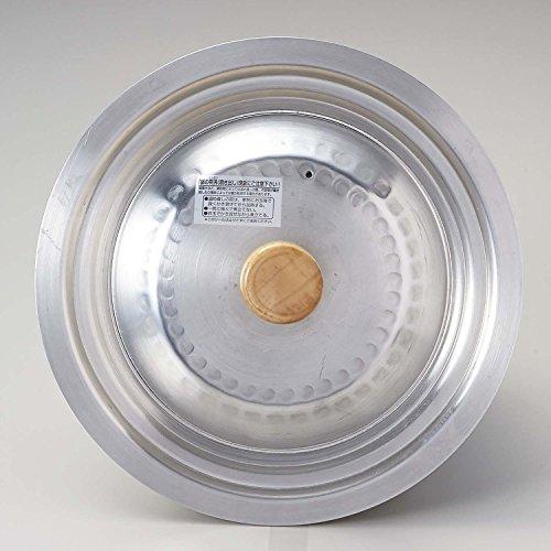 パール金属 雪平鍋 蓋 15 16 18cm 用 アルミ H-1583