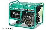 ヤンマー 防音タイプ ディーゼル発電機 YDG350VA-5E オープンタイプ