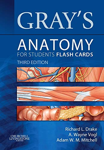 Download Gray's Anatomy for Students Flash Cards: with STUDENT CONSULT Online Access, 3e 1455758981
