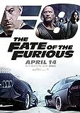 映画 ワイルド スピード ICE BREAK 2017 ポスター 42x30cm The Fate of the Furious ドミニク ドム ビン ディーゼル ヴィン ディーゼル ドウェイン ジョンソン ジェイソン ステイサム