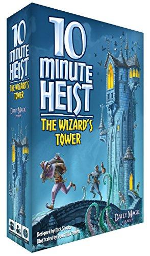 Dailyマジックゲーム10分でHeistウィザードタワーのボードゲーム