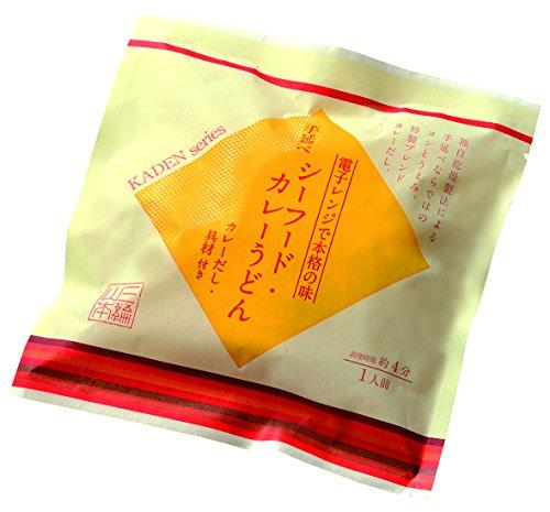 三輪山本 KADENシーフード・カレーうどん 62g×10個
