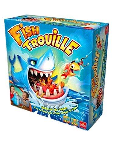 魚Trouille Play Game and PaternityインタラクティブボードゲームTrickyおもちゃ、ギフトに最適