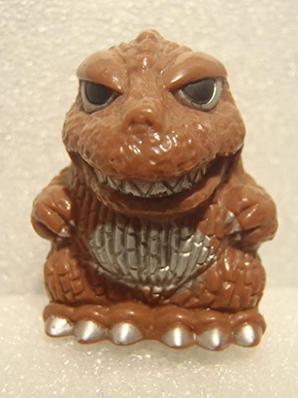 ゴジラ 指人形 フィギュア メゴジラ 茶色