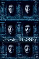 proframes Game of Thrones Hallの面のTV Showフレーム入りポスター12x 18 12  x 18  Inch