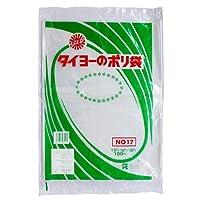 中川製袋化工 タイヨーのポリ袋 100枚入り ×5個