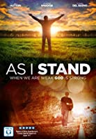 As I Stand [DVD] [Import]