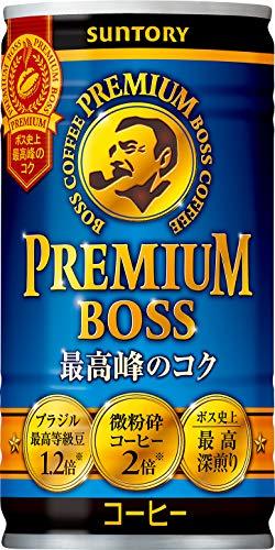 プレミアム ボス 185g ×30本