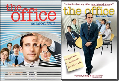 Office: Seasons One & Two [DVD] [Import]