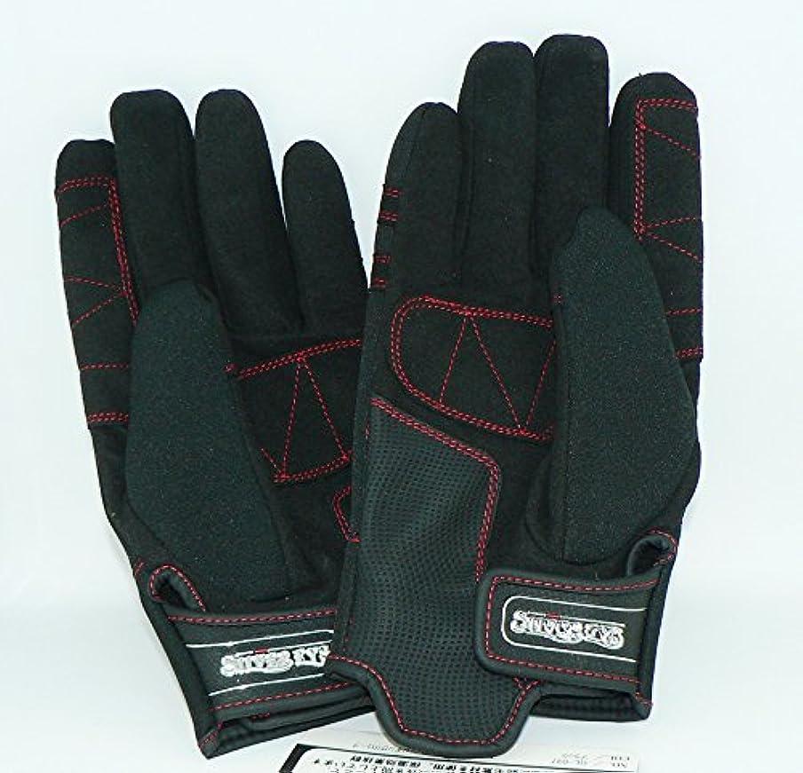 木曜日しばしば裁量防寒手袋 ネオプレン ジギング グローブ GL037 フリーサイズ