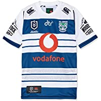 canterbury Men's Warriors On Field Heritage Jersey, White, XS