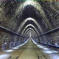 Ljunj ホームデコレーションのためにリビングルームのベッドルームの壁紙、3Dステレオ拡張スペースの壁紙スペーストンネルレストランの背景の壁画-200X140Cm