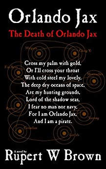The Death of Orlando Jax by [Brown, Rupert]