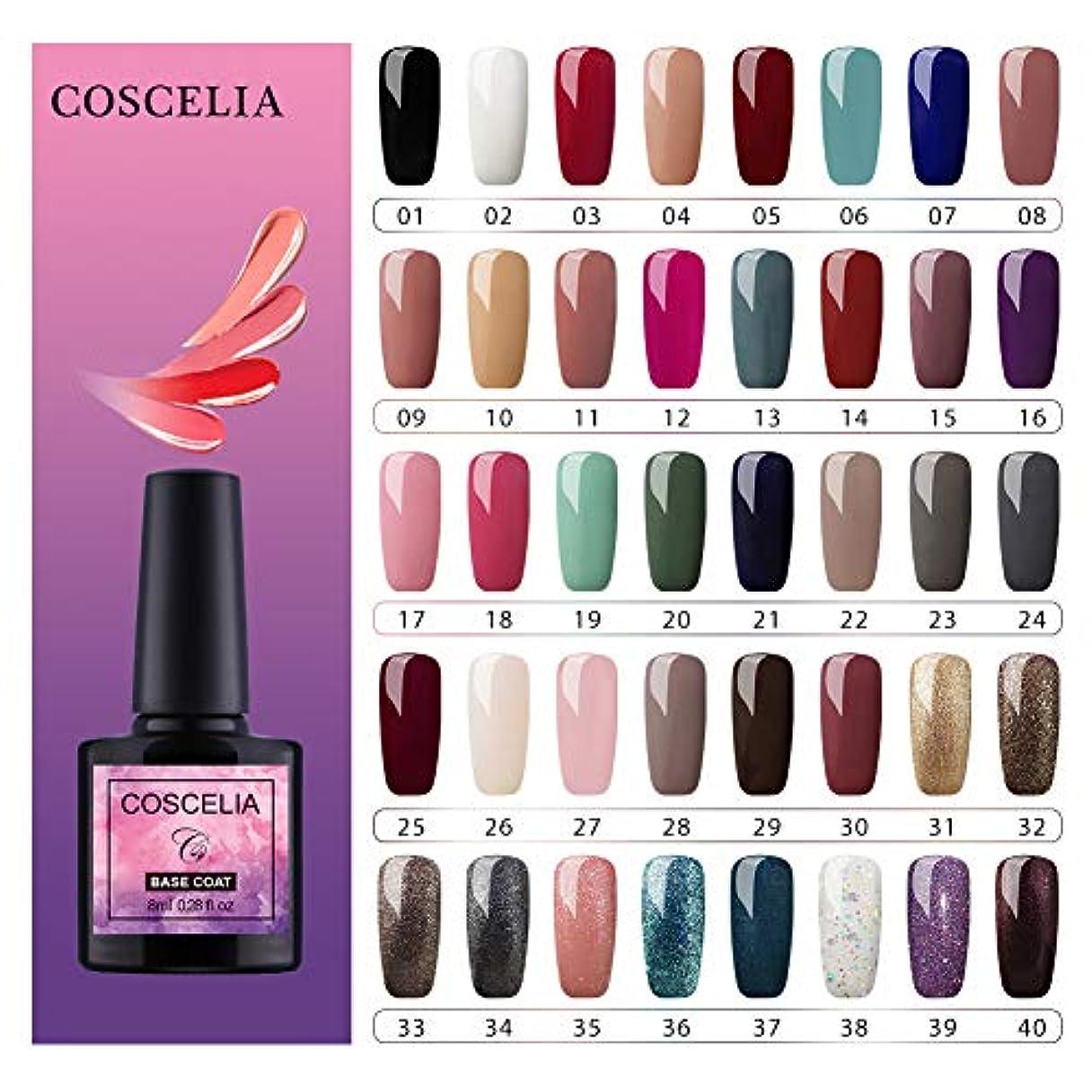 ハドル進化ハドルTwinkle Store 8ml、全40色 ジェルネイル カラー セルフネイル キット ジェルネイルキット led ネイルキット ジェルネイルセット (40色)