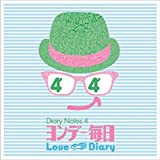 DIARY NOTES4 ヨンデー毎日